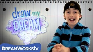 Johnny Orlando with Special Guests Justin Bieber, Austin Mahone, & Beyonce | DRAW MY DREAM