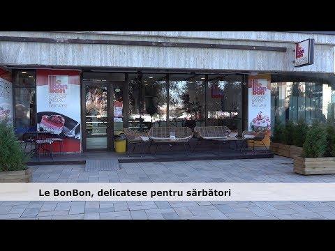 Le BonBon, delicatese pentru sărbători
