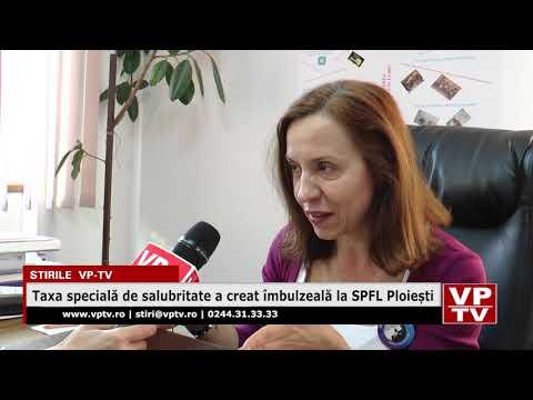 Taxa specială de salubritate a creat îmbulzeală la SPFL Ploiești