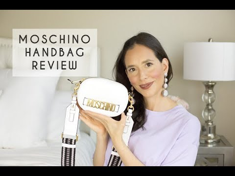 Moschino Handbag Review