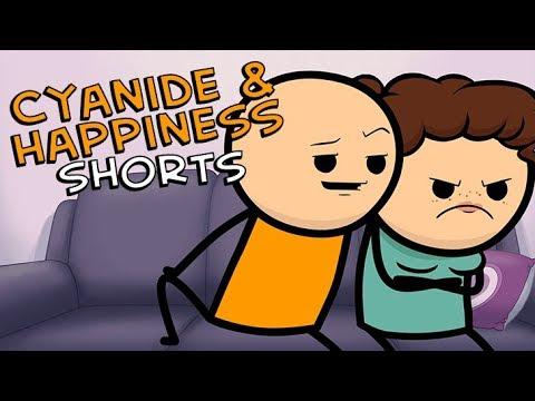 Milostný příběh - Cyanide & Happiness