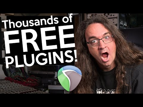 Unlock THOUSANDS of Free Plugins in Reaper!