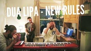 Dua Lipa   New Rules (George Holliday Piano Cover) | Studio Acapella