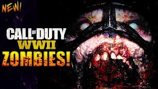 COD WW2 INSANE ZOMBIES MATCH!!!!!!! THE FINAL REICH