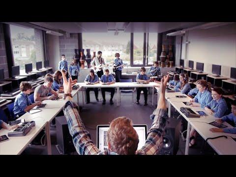 I Wish My High School Music Class Jammed With 24 iPads