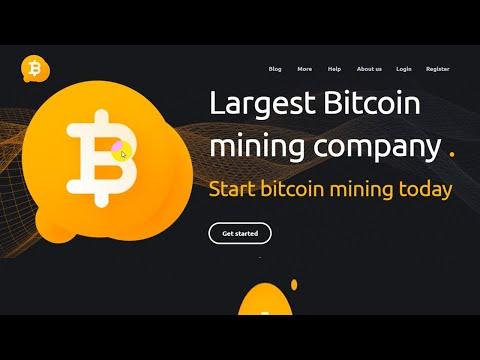 Bitcoin de volum comercial