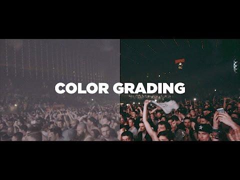COLORGRADING BREAKDOWN – Schnitt & Colorgrading Tutorial (Final Cut Pro X)