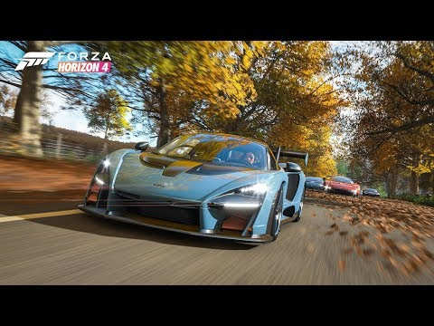 Forza Horizon 4 - Seasons Change Everything | Autumn thumbnail