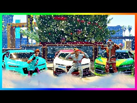 GTA ONLINE CHRISTMAS DLC 2016 UPDATE NEW GTA 5 FESTIVE SURPRISE 2016 CONTENT, NERO CUSTOM & MORE!