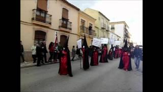 preview picture of video 'cristo de la buena muerte , 2012 la carolina'