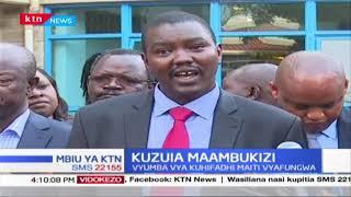 Wakaazi wa North Rift kuwazika wapendwa wao katika mda wa masaa 24 ili kukabiliana na korona