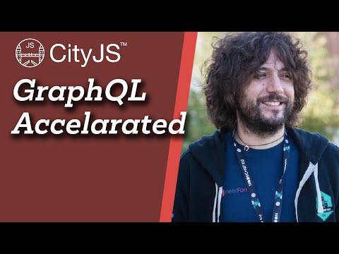 Image thumbnail for talk GraphQL Accelerated