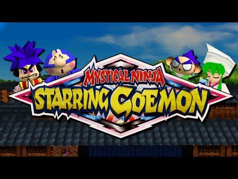 The Forgotten Nintendo Franchise(1998) -'Mystical Ninja: Starring Goemon'
