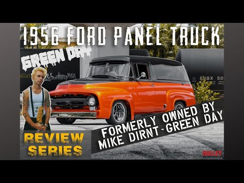 Video of '56 Panel Truck - PW6A