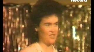 Exclusive: Susan Boyle sings I Don't Know How To Love...