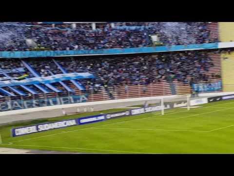 """Bolivar vs Tolima  Recibimiento"" Barra: La Vieja Escuela • Club: Bolívar"