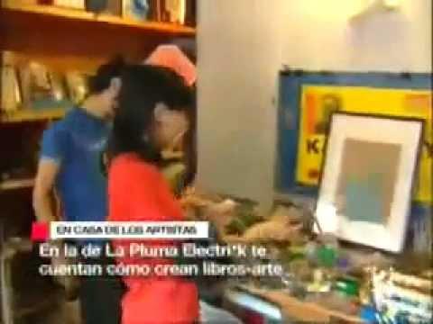 TVE, 18/04/2008 (6ª edición: Lavapiés – La Latina)