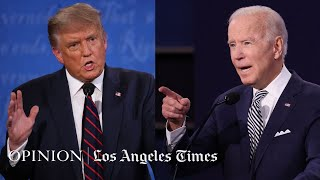 Opinion: Independent voters react to Trump and Biden's first debate