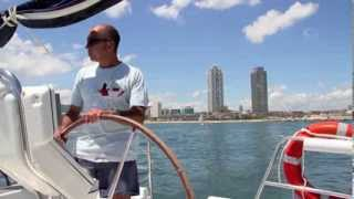 preview picture of video 'Sailing Yatch Tour - DAY TRIP'