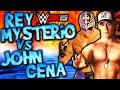 PS4: WWE 2K15 | Rey Mysterio Vs John Cena