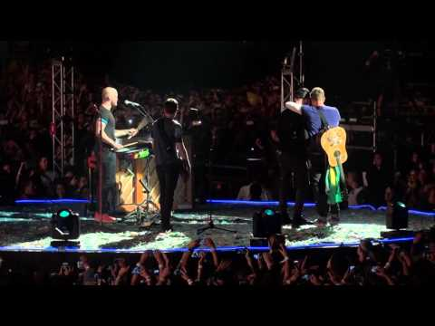 Coldplay - Magic (São Paulo - 07/04/16)