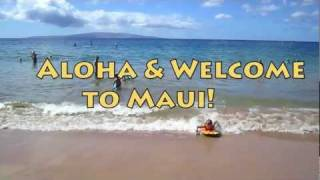 preview picture of video 'Beautiful Maui Luxury Corner Vacation Rental at Wailea Ekahi Village'