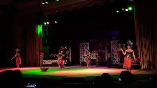 Ngajat Performance At Sarawak Cultural Village