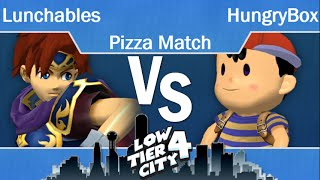 LTC4  - FX | Lunchables (Roy) vs Liquid`HungryBox (Ness) Money Match - Melee
