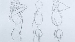 How To Draw The Figure From The Imagination - Part 1 - Fine Art-Tips.
