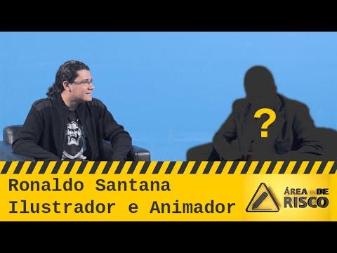 Área de Risco - Entrevista | S01E03 - Ronaldo Santana