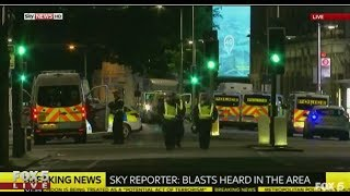 LIVE: London Bridge and Borough Market incidents have been declared as terrorist attacks.