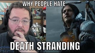 This Is Why Some People Dislike Death Stranding - Its Weird and Boring