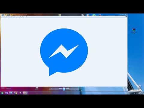 Messenger для ПК Скачать бесплатно  Download Messenger For Facebook + Setup
