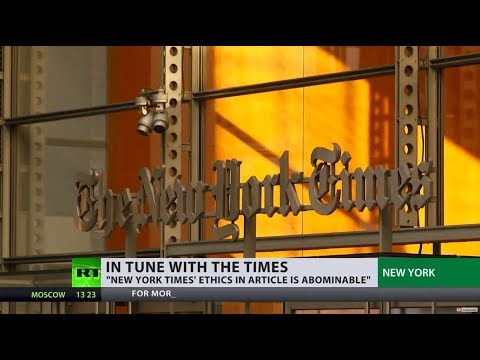 Accusations or hard facts? NYT publishes report on Russian meddling