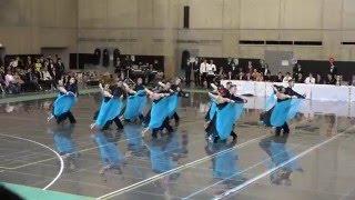 春六2016東京大学FM第122回東京六大学競技ダンス選手権大会