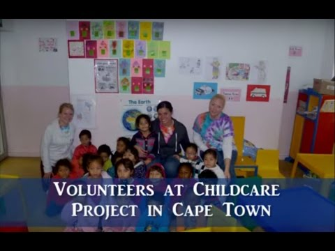 Childcare & Social Welfare Program in Cape Town-South Africa