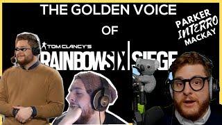 Why Siege Community LOVES INTERRO   The Golden Voice of Siege - Rainbow Six Siege