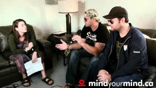 mindyourmind interview with Doc Walker
