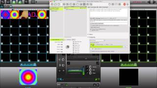 ArKaos LEDMaster Video Tutorial - 4. LEDMaster Tutorial - Emulated MIDI Control