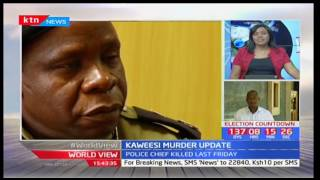 World View 23rd March 2017 - Ugandan police arrest suspects linked to the murder of Spokesperson