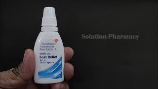 Nasal Decongestant= Introduction and Mechanism of Action (HINDI) By Solution Pharmacy