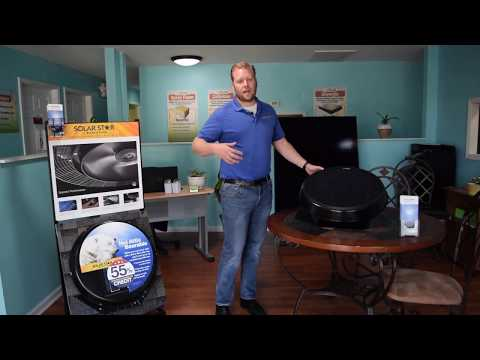 Jeff Thompson, owner of Carolina Energy Conservation, explains how a solar powered attic fan can help to keep your attic cooler in the harsh summer months. Not only are these attic fans perfect for southern climates- they're also eligible for 55% in tax credits