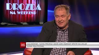Tadeusz Drozda wyśmiał komisję Macierewicza