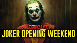 Joker Opens Big in Theaters & Discussing 'Living Undocumented' on Netflix