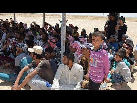Ιράκ: Εγκαταλείπουν την Φαλούτζα οι κάτοικοι λόγω των μαχών
