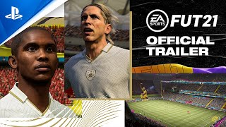 FIFA 21 - Ultimate Team Official Trailer   PS4