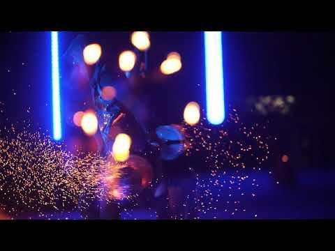 Вогняне шоу на весілля Z-show, відео 2
