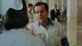 One Flew Over the Cuckoos Nest Movie