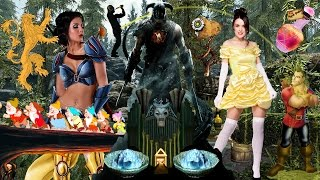 Easter Eggs - Skyrim II