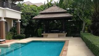 Laguna Village | Lake Front Four Bedroom Pool Villa for Sale